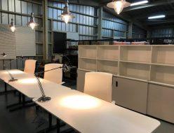 LEDビジョンセンター2Fミーティングスペース